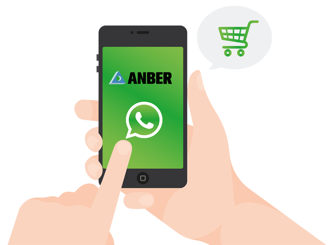 Tus pedidos ahora más rápidos por WhatssApp
