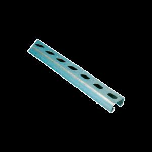 Carril de 21 x 41 x 1.5 mm