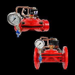 Electroválvula modelo GAL100 PN16