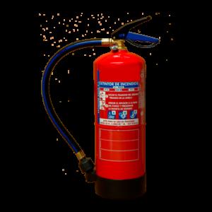 Extintor hídrico de 6kg ALTA EFICACIA