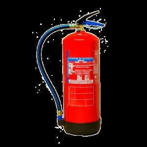 Extintor hídrico de 9kg ALTA EFICACIA