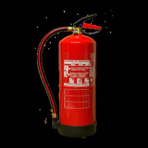 Extintor de polvo ABC de 12kg