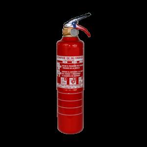 Extintor de polvo ABC de 1kg