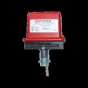 Interruptor para válvulas de mariposa y postes indicadores