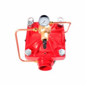 Válvula alivio de presión ranurada modelo RV-1A FM-UL