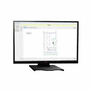 Software gráfico para centrales TAKTIS y SYNCRO