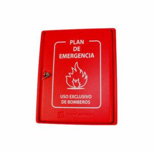Caja para planes de emergencia