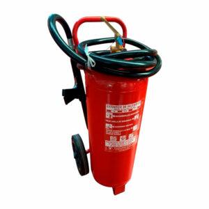 Carro extintor hídrico de 50 Litros