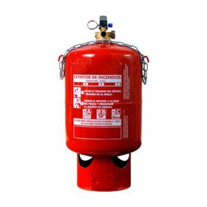 Extintor automáticos de polvo ABC de 6kg