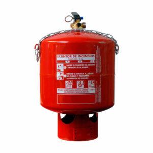 Extintor automáticos de polvo ABC de 9kg